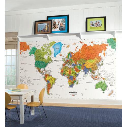Mapa świata - 690,00 zł