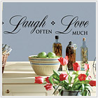 Live Well - Laugh Often - Love Much - 59,00 zł
