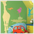 Egzotyczne zwierzęta (kolorowe) - 299,00 zł