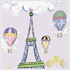 Podróż balonem po Paryżu - 269,00 zł