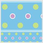 Kropka w kropkę - błękit - 99,00 zł