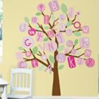 Literkowe drzewo (różowe) - 269,00 zł